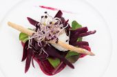 Beet And Cheese