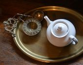 Teapot And  Accessories