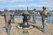 Maritime Statues