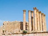pic of artemis  - Temple of Artemis in ruins - JPG