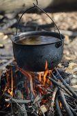 Pot & Fire