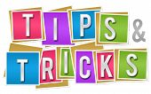 Tips And Tricks Colorful Blocks