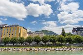 Hotels In Lourdes Situated Along The River Gave De Pau