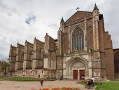 Toulouse Cathedral Is A Roman Catholic Cathedral