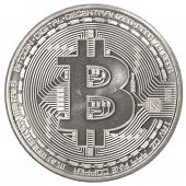 Silver Bitcoin (physical)