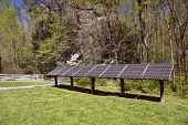 Electricity Generating Solar Panels