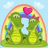 Lovers Crocodiles