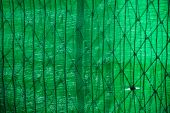 Green abstract background with space for text.