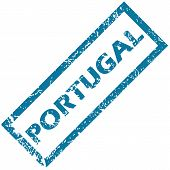 Portugal rubber stamp
