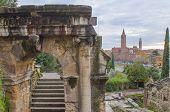 View from Roman Theater, Verona.