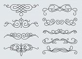 pic of monogram  - monograms menu design - JPG