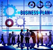 image of objectives  - Business Plan Planning Strategy Development Objective Concept - JPG