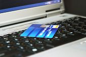 Pay Online (Shallow Dof)