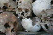 Cambodian Killing Fields