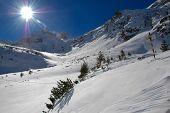 A Winter View To Maliovica