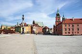 Warsaw capital of Poland.