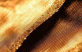 pic of gold glitter  - golden shining - JPG