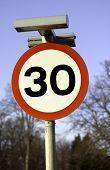 Speed Limit 30 Mph