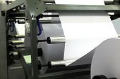 Big Offset Print Machine