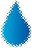 raindrop (dots design series)