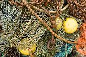 Fisherman'S Debris