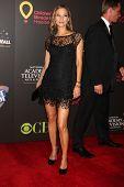 LAS VEGAS - JUN 19:  Tamara Braun arriving at the  38th Daytime Emmy Awards at Hilton Hotel & Casino