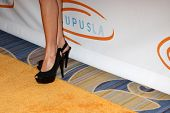 LOS ANGELES - MAY 12:  Teri Hatcher arriving at the 11th Annual Lupus LA Orange Ball at Beverly Wilshire Hotel on May 12, 2011 in Beverly Hills, CA