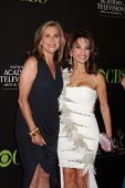 LAS VEGAS - JUN 19:  Meredith Viera, Susan Lucci arriving at the 38th Daytime Emmy Awards at Hilton
