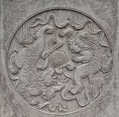 Sculpture stone in Zhengzhou