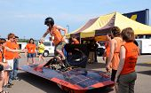 Oregon State University's Solar Car Team