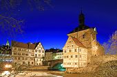 image of regnitz  - The Old Town Hall of Bamberg - JPG