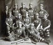 Vintage Baseball Team
