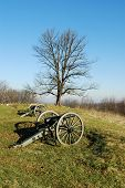Gettysburg Cannons