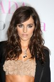 LOS ANGELES - 18 de JAN: Camilla Belle chega no