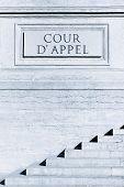 Cour d ' Appel