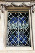 Muito ornamentado vitrinismo