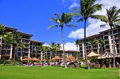 luxury hotel, Kaanapali
