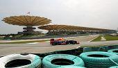 F1 driver Sebatian Vettel