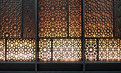 Abstract Islamic Pattern
