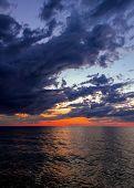 Big Water At Sundown