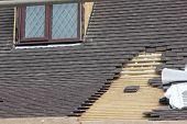 Reparação de telhado
