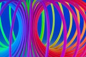 Fluorescent rings