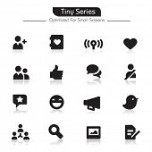 Community Icons Tiny Series