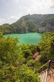 The Emerald Inner Sea