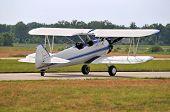 Vintage Pt-17 Aircraft