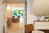 Vintage Mansion - Elegant Corridor