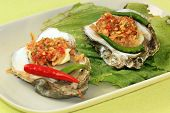 Fresh Oyster And Spicy
