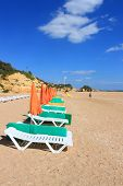 Albufeira Beach  Chairs