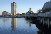 Nanaimo Harbor Waterfront, British Columbia