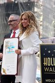 LOS ANGELES - DEC 5:  Thalia at the Thalia Hollywood Walk of Fame Star Ceremony at W Hollywood Hotel